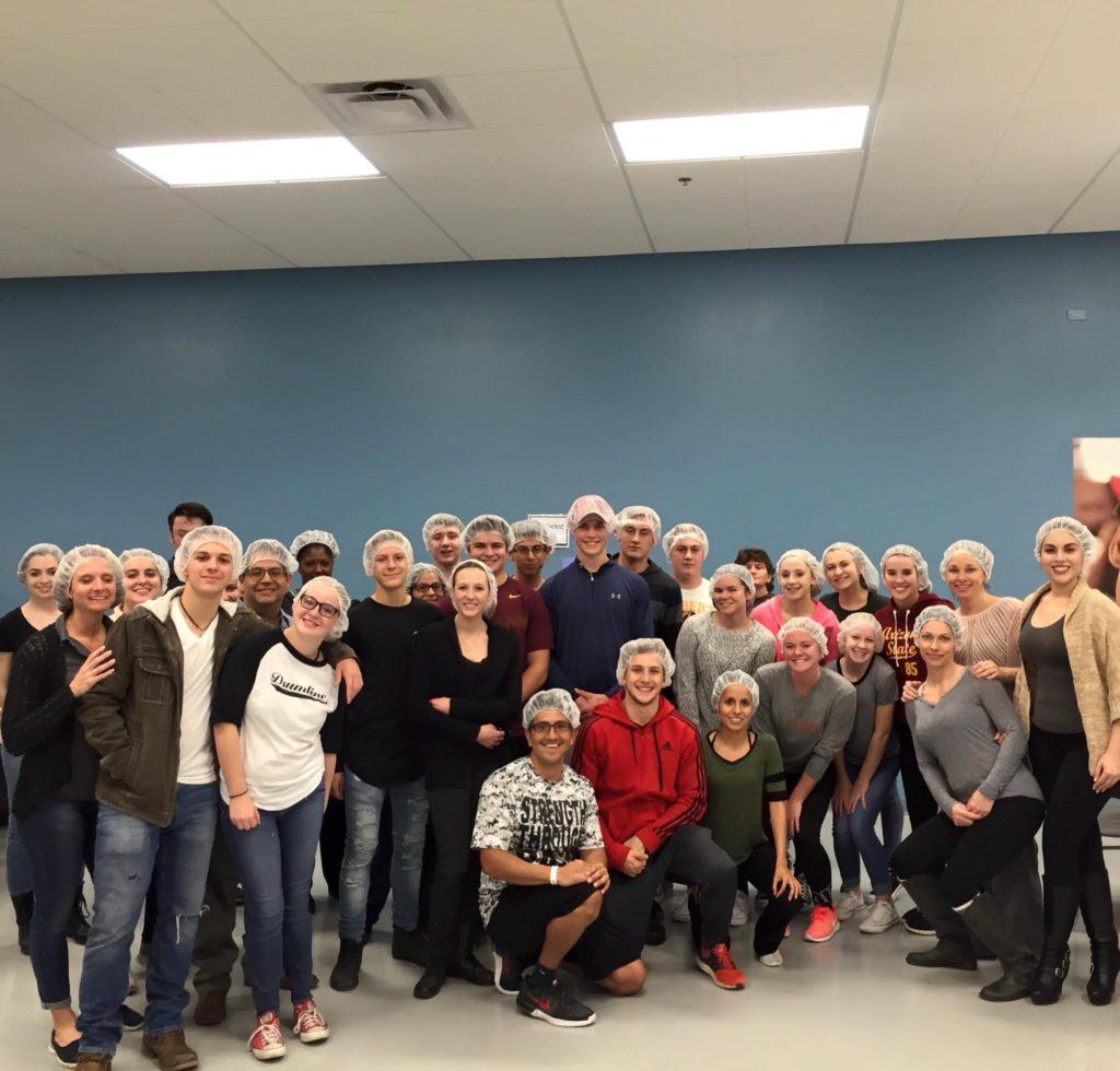 Optimal Performance Training Community Service Photo14