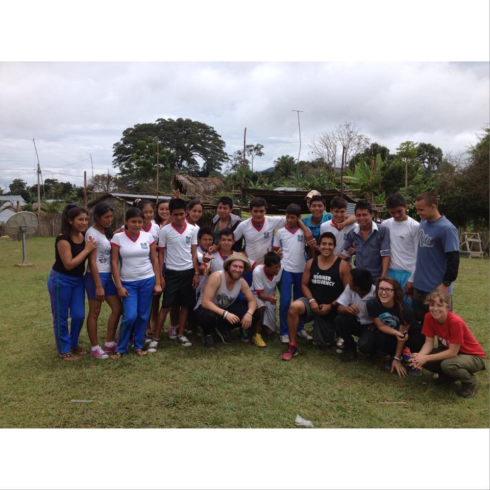 Optimal Performance Training Community Service Photo27